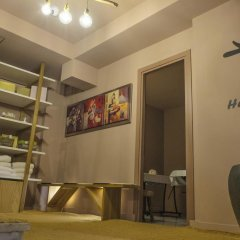 Отель Lotus Center Apartments Греция, Афины - отзывы, цены и фото номеров - забронировать отель Lotus Center Apartments онлайн интерьер отеля фото 3