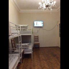 Hostel Moscow2000 Кровати в общем номере с двухъярусными кроватями фото 6