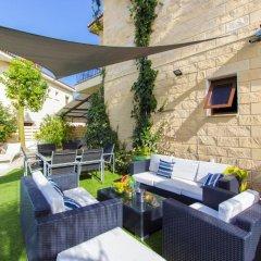 Отель Gold Sand Villa Кипр, Протарас - отзывы, цены и фото номеров - забронировать отель Gold Sand Villa онлайн бассейн фото 3