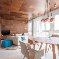 EMA House Hotel Suites 4* Представительский люкс с различными типами кроватей фото 2