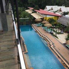 Отель Pinky Bungalow 2* Номер Делюкс фото 11