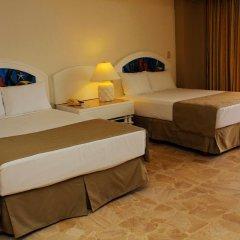 Grand Hotel Acapulco 3* Стандартный номер с различными типами кроватей фото 5