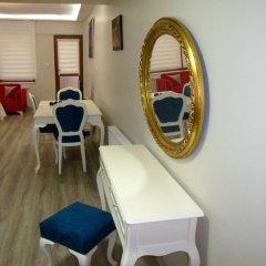 Отель carme otel 2 3* Стандартный номер с различными типами кроватей фото 4