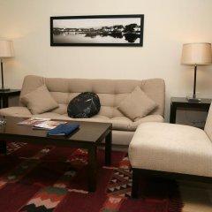 Отель Radisson Blu Tala Bay Resort, Aqaba 5* Стандартный номер с различными типами кроватей фото 3