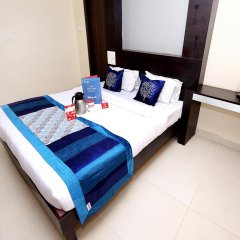 Отель OYO Rooms Railway Station Raipur комната для гостей фото 5