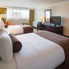 Отель Crowne Plaza San Jose Corobici 4* Стандартный номер с различными типами кроватей фото 4