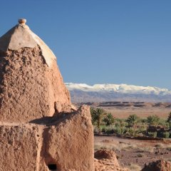 Отель Kasbah Dar Daif Марокко, Уарзазат - отзывы, цены и фото номеров - забронировать отель Kasbah Dar Daif онлайн фото 8
