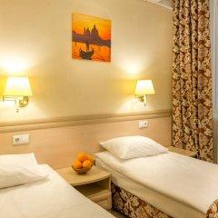 Мини-Отель Апельсин на Комсомольской 2* Стандартный номер с 2 отдельными кроватями фото 4