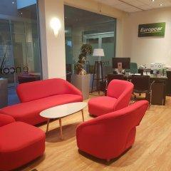Отель Ramada Encore Geneva Швейцария, Ланси - 1 отзыв об отеле, цены и фото номеров - забронировать отель Ramada Encore Geneva онлайн интерьер отеля фото 3
