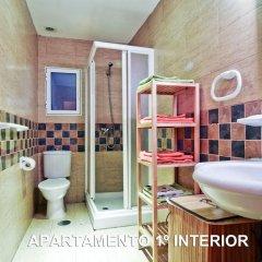 Отель Apartamentos LG45 Испания, Мадрид - отзывы, цены и фото номеров - забронировать отель Apartamentos LG45 онлайн ванная