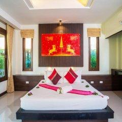 Отель Am Samui Resort 3* Коттедж с различными типами кроватей