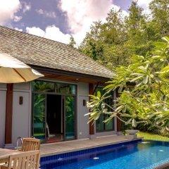 Отель Villa Ruby Бухта Чалонг бассейн