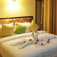 Krabi City View Hotel 3* Номер Делюкс с различными типами кроватей фото 3