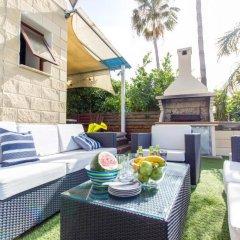 Отель Gold Sand Villa Кипр, Протарас - отзывы, цены и фото номеров - забронировать отель Gold Sand Villa онлайн фото 3