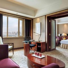Отель Sofitel Chengdu Taihe 5* Номер Делюкс с различными типами кроватей фото 3