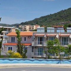 Hotel Nacional Vlore бассейн