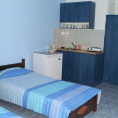 Отель Roula Villa 2* Семейные апартаменты с двуспальной кроватью фото 5