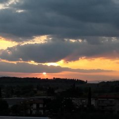 Отель Giusy B&B Италия, Ареццо - отзывы, цены и фото номеров - забронировать отель Giusy B&B онлайн балкон