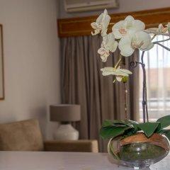 Luna Hotel Da Oura 4* Студия с двуспальной кроватью фото 12