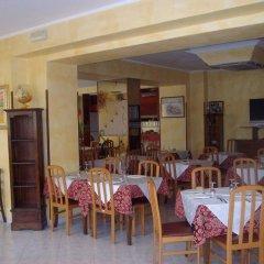 Hotel San Germano Кастрочьело питание