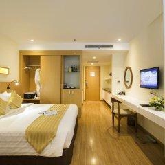 Отель StarCity Nha Trang 4* Студия с различными типами кроватей фото 10