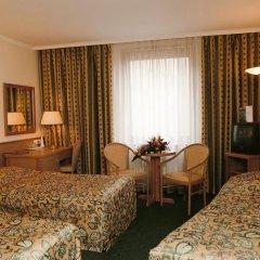 Erzsebet Hotel City Center 3* Стандартный номер с различными типами кроватей