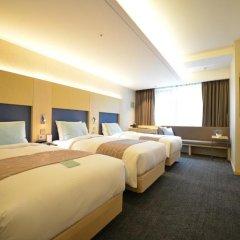 Отель A First Myeong Dong 3* Стандартный номер фото 2