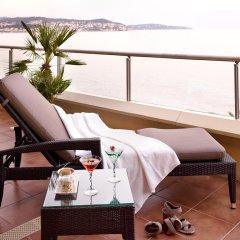Radisson Blu Hotel, Nice 4* Люкс повышенной комфортности с различными типами кроватей фото 4
