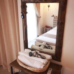Dardanos Hotel 2* Стандартный номер с различными типами кроватей фото 11