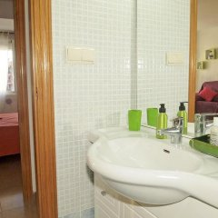 Апартаменты Ruzafa Apartment ванная