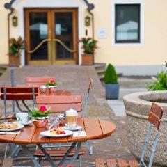 Отель Achat Plaza Zum Hirschen Зальцбург питание