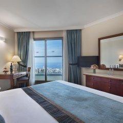 Отель Crowne Plaza Haifa 3* Стандартный номер фото 2