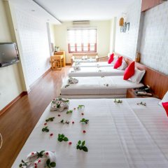 The Queen Hotel & Spa 3* Люкс разные типы кроватей фото 7