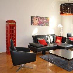 Апартаменты Vienna Inn Apartment Central Вена комната для гостей фото 2