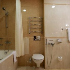 Гостиница Центр ванная фото 7