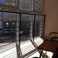 Гостиница Четыре сезона Екатеринбург балкон