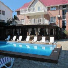 Гостиница Черное море бассейн