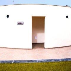 Hotel Villa Ceuti парковка
