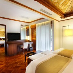 Nusa Dua Beach Hotel & Spa 4* Стандартный номер с различными типами кроватей фото 3