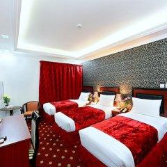 Gulf Star Hotel Стандартный номер с различными типами кроватей фото 3