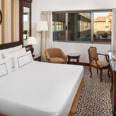 Отель Meliá Barajas 4* Номер Melia с различными типами кроватей фото 3