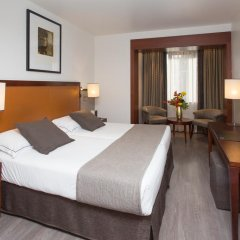 Отель Abba Balmoral 4* Стандартный номер с двуспальной кроватью фото 9