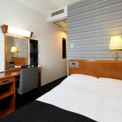 Отель Apa Ogaki-Ekimae 3* Стандартный номер фото 12