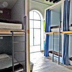 Capsule Hostel Mexico City Кровать в мужском общем номере фото 8