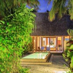 Отель Conrad Maldives Rangali Island 5* Вилла Делюкс с различными типами кроватей фото 9