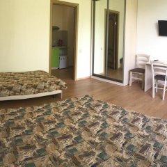 Мини-Отель Зелёный берег Номер Комфорт с различными типами кроватей фото 4
