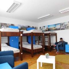 Hostel Bureau Кровать в общем номере с двухъярусной кроватью фото 5