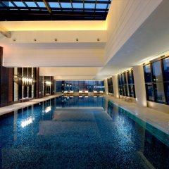 Отель Conrad Seoul 5* Номер Делюкс с различными типами кроватей фото 5