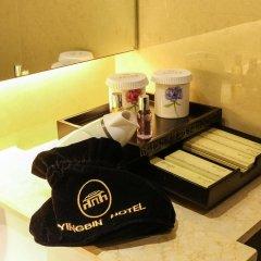 Guangdong Yingbin Hotel 4* Представительский номер с различными типами кроватей фото 7