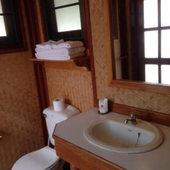 Отель Sunset Village Beach Resort 4* Коттедж с различными типами кроватей фото 9